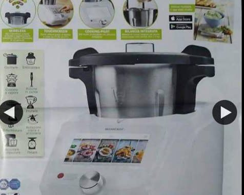 Monsieur Cuisine Connect Uscita In Italia E Prezzo